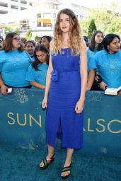 "Herdis Stefansdottir – ""The Sun Is Also A Star"" Premiere in LA"