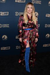 Hilary Duff - Comedy Central, Paramount Network and TV Land Press Day in LA 05/30/2019