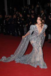 "Hina Khan - ""Bacurau"" Red Carpet at Cannes Film Festival"