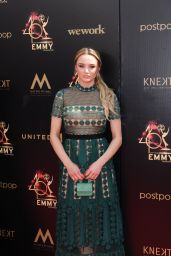 Hunter Haley King – 2019 Daytime Emmy Awards in Pasadena