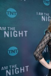 "India Eisley – TNT's ""I Am The Night"" FYC Event in North Hollywood 05/09/2019"