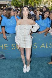 "Indiana Massara – ""The Sun Is Also A Star"" Premiere in LA"