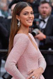 "Iris Mittenaere – ""Oh Mercy!"" Red Carpet at Cannes Film Festival"