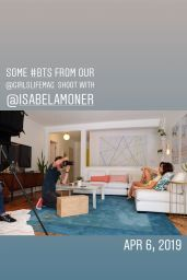 Isabela Moner - Social Media 05/30/2019