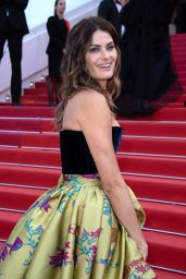 "Isabeli Fontana – ""Rocketman"" Red Carpet at Cannes Film Festival"