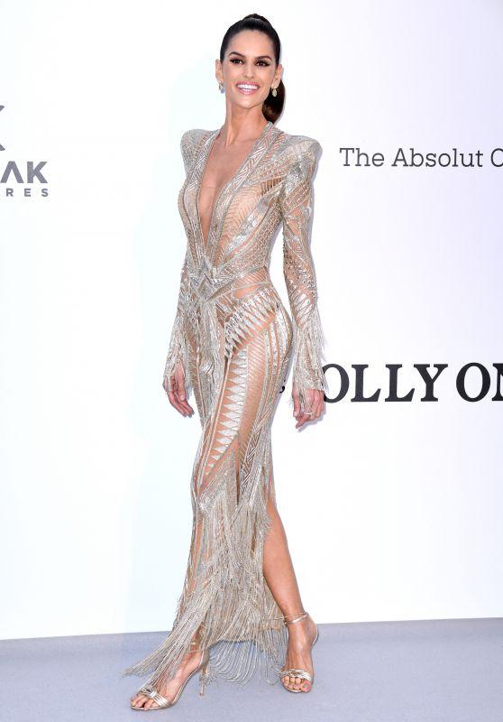 Izabel Goulart – amfAR Cannes Gala 2019