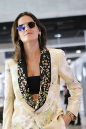 Izabel Goulart - Arrives at Nice Airport 05/13/2019