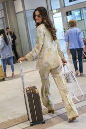 Izabel Goulart - Arrives at Nice Airport 05/13/2019