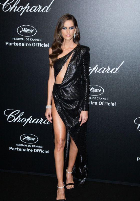 Izabel Goulart – Chopard Party at the 72nd Cannes Film Festival