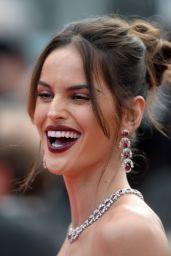 "Izabel Goulart – ""Oh Mercy!"" Red Carpet at Cannes Film Festival"
