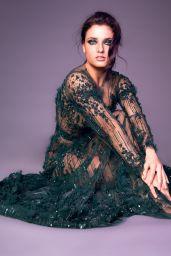 Jade Chynoweth – Cliché Magazine April /May 2019 Photos