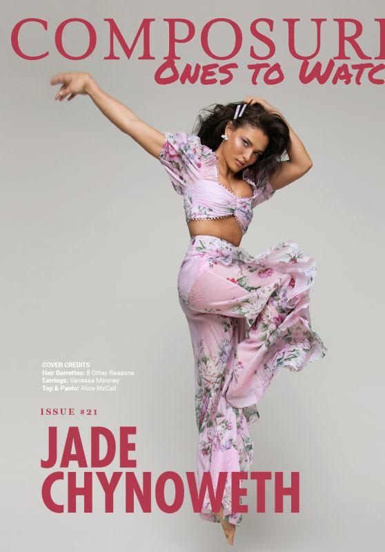 Jade Chynoweth - Composure Magazine #21, May 2019 Issue