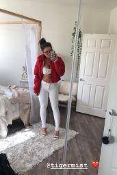 Jade Chynoweth - Personal Pics 05/17/2019