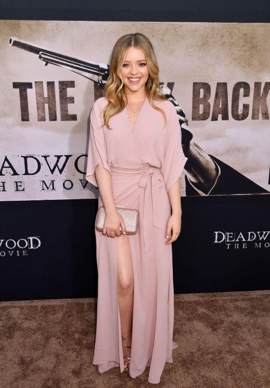 """Jade Pettyjohn - """"Deadwood"""" Premiere in LA"""