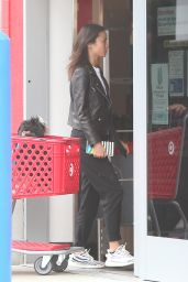Jamie Chung - Outside Target in Los Angeles 05/26/2019