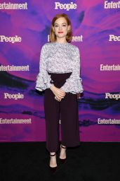 Jane Levy – EW & People New York Upfronts Party 05/13/2019
