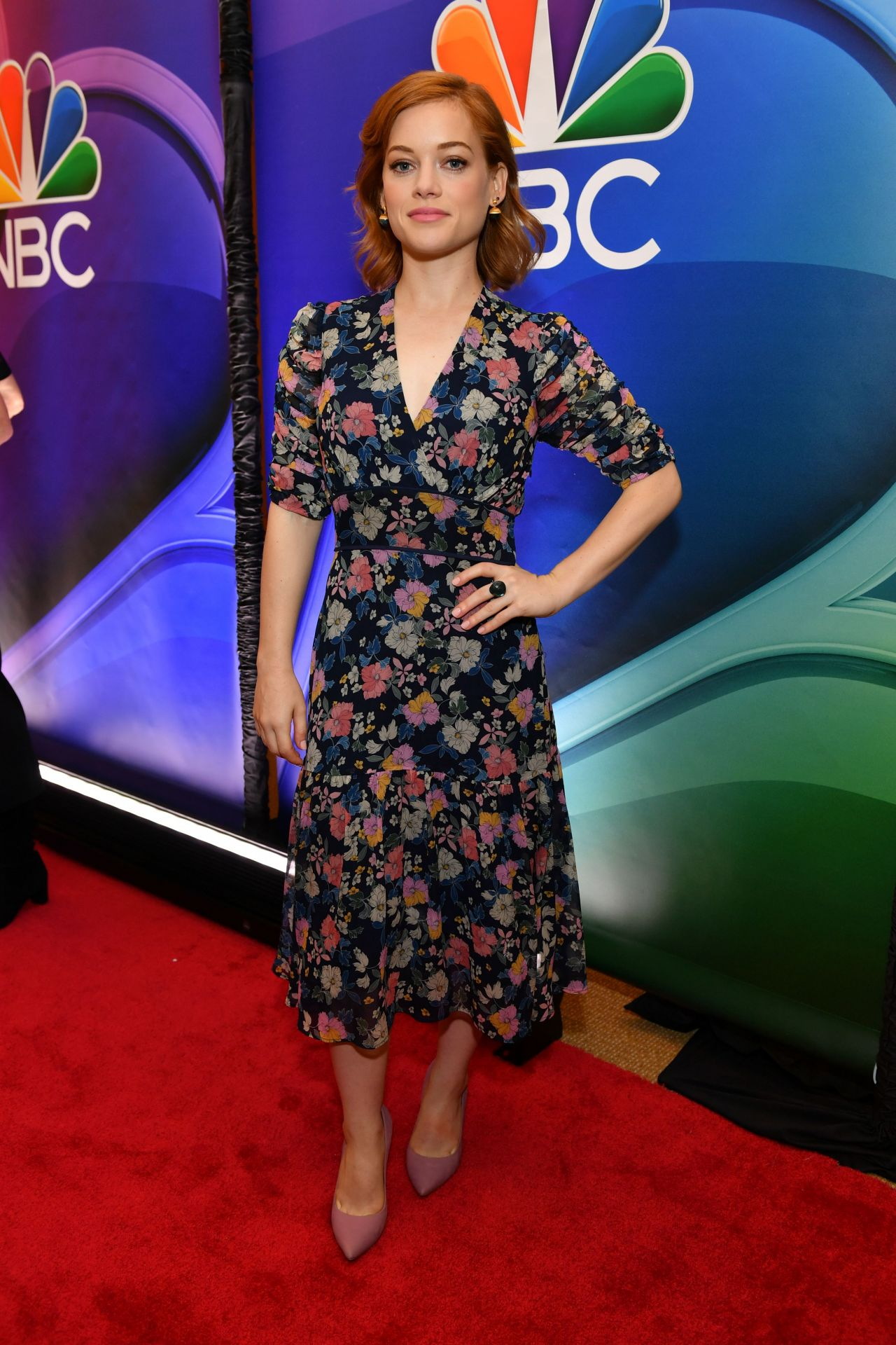 Jane Levy Nbcuniversal Upfront Presentation In Nyc 5 13 2019