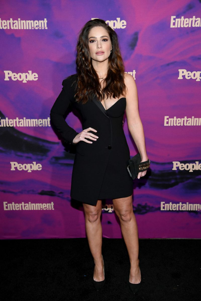 Janet Montgomery Ew Amp People New York Upfronts Party 05