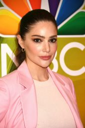 Janet Montgomery – NBCUniversal Upfront Presentation in NYC 5/13/2019