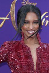 "Jasmine Tookes – ""Aladdin"" Premiere in Hollywood"