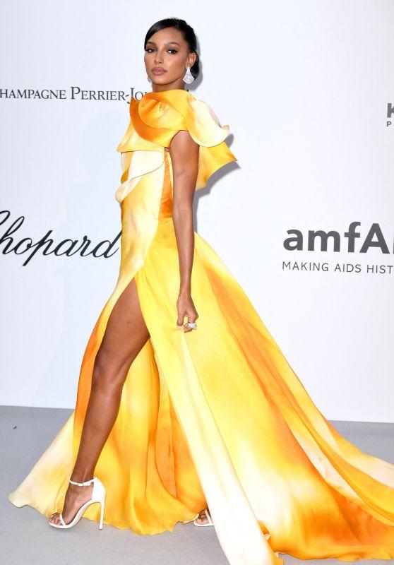 Jasmine Tookes – amfAR Cannes Gala 2019