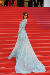 "Jasmine Tookes – ""The Traitor"" Red Carpet at Cannes Film Festival"