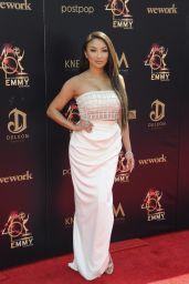 Jeannie Mai – 2019 Daytime Emmy Awards in Pasadena