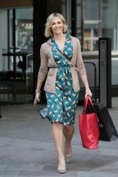Jenni Falconer - Out in London 05/02/2019