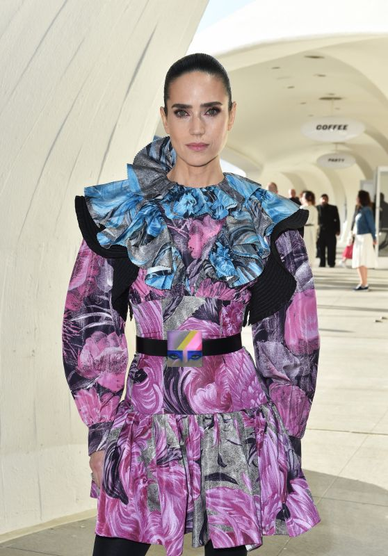 Jennifer Connelly – Louis Vuitton Cruise 2020 Fashion Show in NYC 05/08/2019