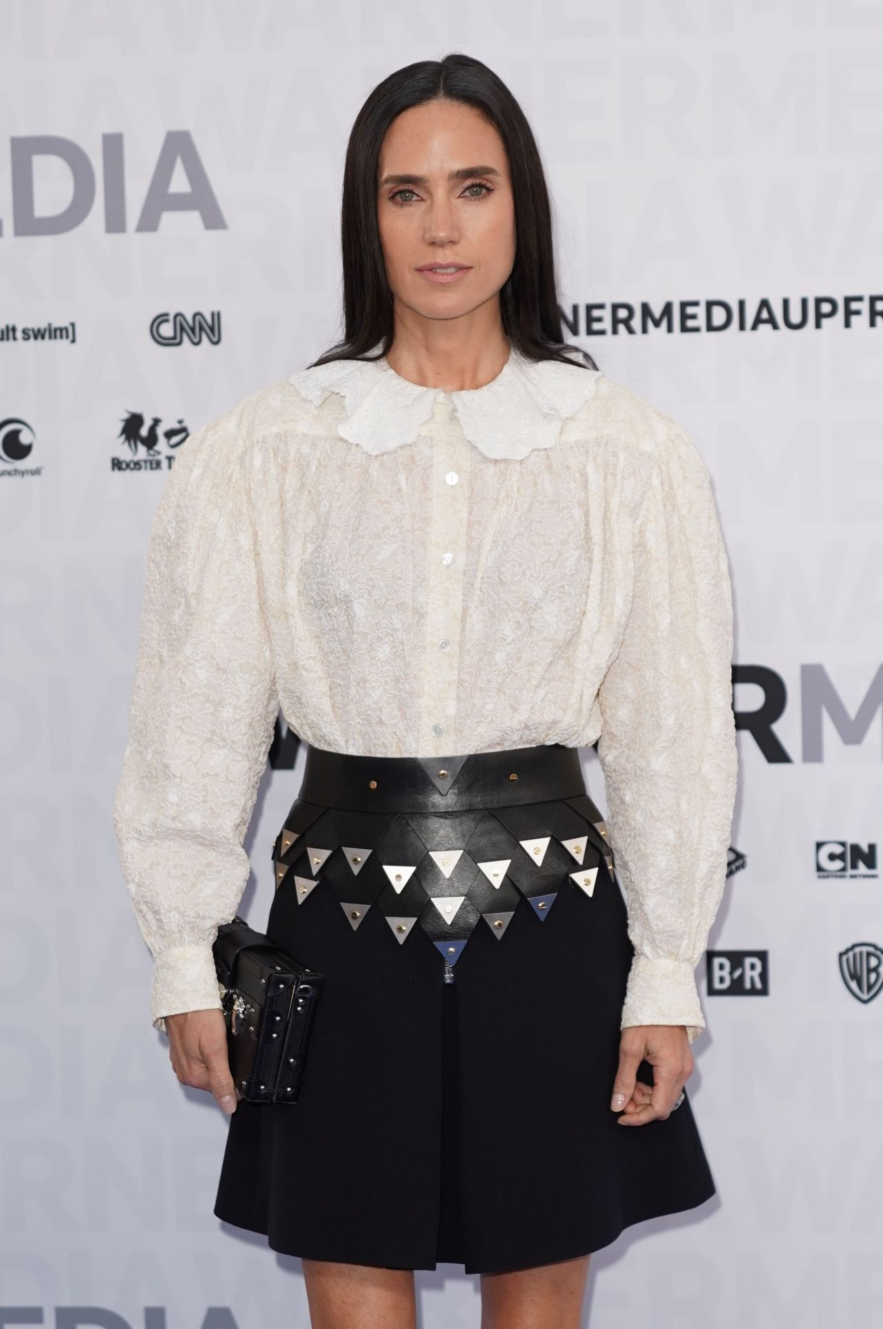 Jennifer Connelly – WarnerMedia Upfront Presentation in ...