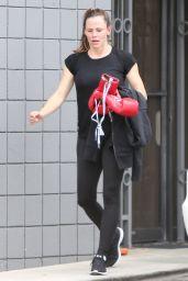 Jennifer Garner - After Her Boxing Work Out in Los Angeles 04/30/2019