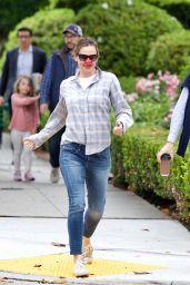 Jennifer Garner Celebrate Red Nose Day - Brentwood 05/23/2019