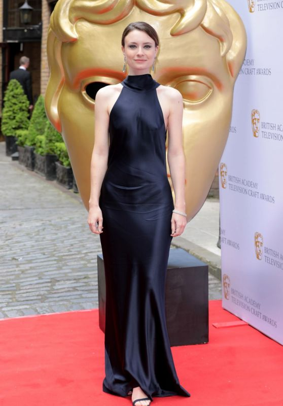 Jennifer Kirby - British Academy Television Craft Awards in London 04/28/2019