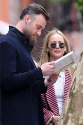 Jennifer Lawrence - Out for Lunch in NYC 04/29/2019