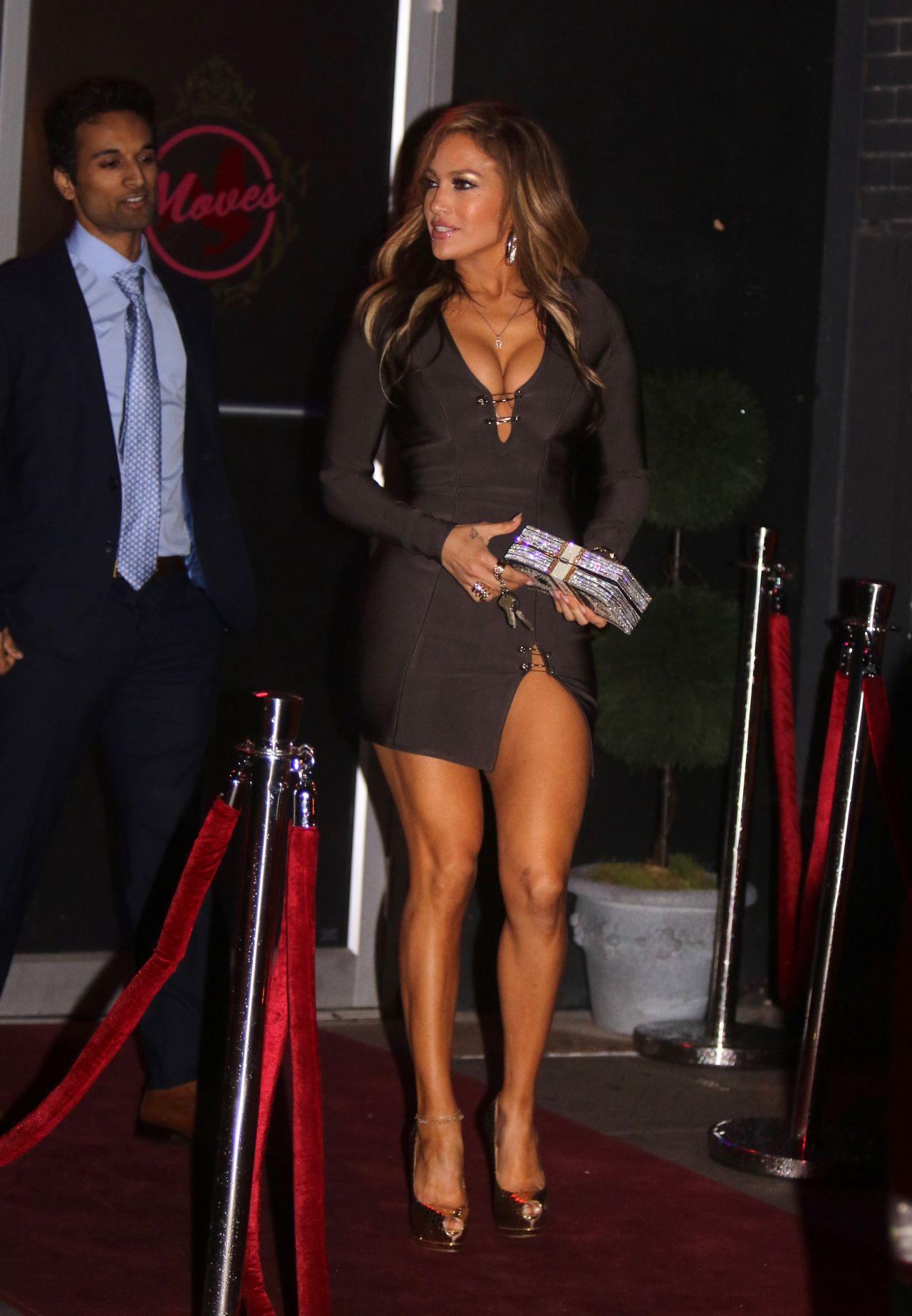 "Jennifer Lopez - ""Hustlers"" Set 05/04/2019"