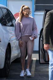 Jennifer Lopez in Tights 05/29/2019