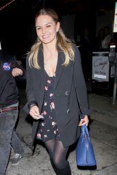 Jennifer Morrison Night Out Style - Craig