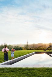 Jessica Alba - Architectural Digest Magazine June 2019