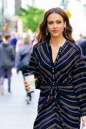 Jessica Alba Style - NYC 05/15/2019