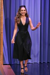 Jessica Alba - The Tonight Show Starring Jimmy Fallon in NYC 05/16/2019
