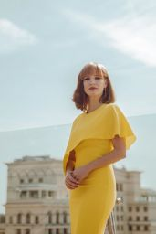 Jessica Chastain - Photoshoot for Harper