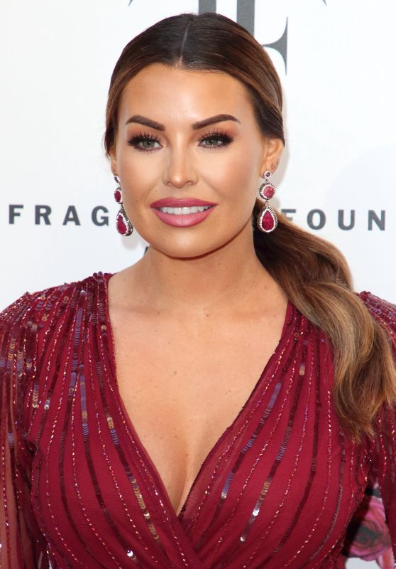 Jessica Wright - FiFi Fragrance Foundation Awards in London 05/16/2019