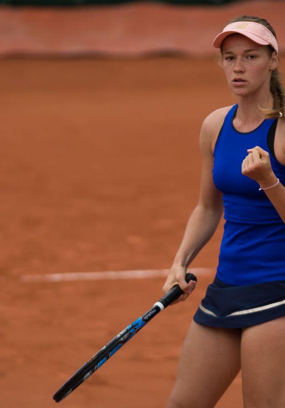 Jessika Ponchet – Roland Garros French Open 05/26/2019