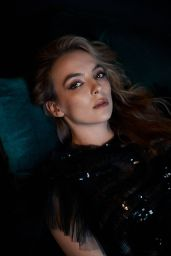 Jodie Comer - GQ Magazine UK June 2019 Cover and Photos