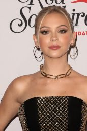 Jordyn Jones - Hilary Roberts Birthday Celebration and the Red Songbird Foundation Launch Party 05/11/2019