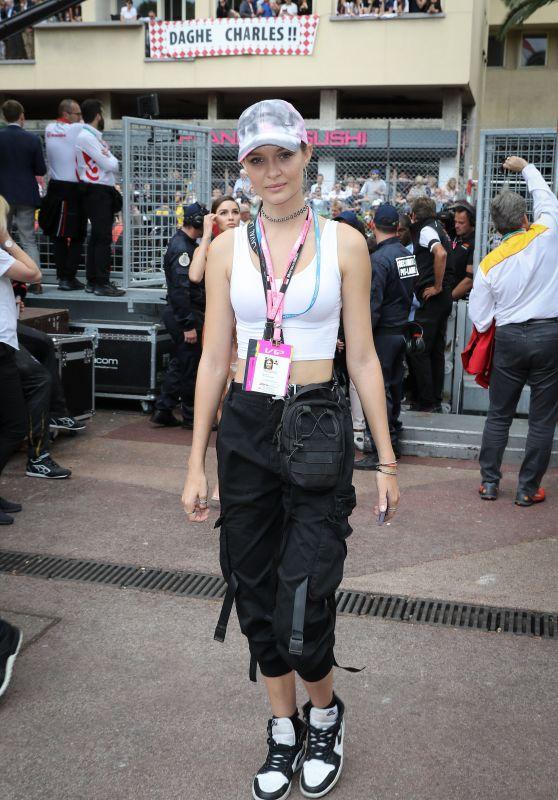 Josephine Skrive - F1 Grand Prix of Monaco 05/26/2019