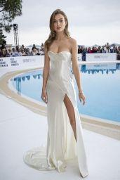 Josephine Skriver - Amber Lounge 2019 Fashion Show in Monaco