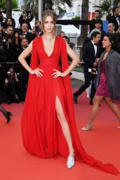 "Josephine Skriver – ""La Belle Epoque"" Red Carpet at Cannes Film Festival"