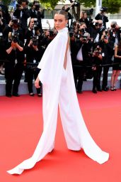 """Josephine Skriver – """"Oh Mercy!"""" Red Carpet at Cannes Film Festival"""