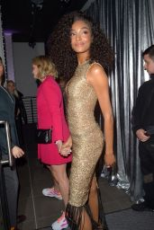 Jourdan Dunn - Jourdan Dunn X Maybelline Party in London 04/30/2019